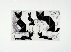 Donald Baechler, Edition