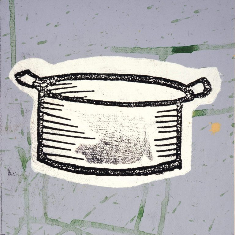 Donald Baechler, offset prints, edition, painting