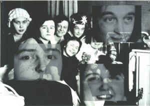 Boltanski, Faces, 14996, Fotografie