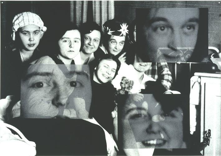 Boltanski, Faces, Photography art