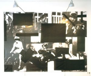 Boltanski, Collage, 2002