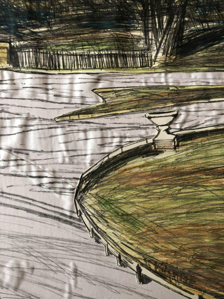 Christo, Lithographie, Edition