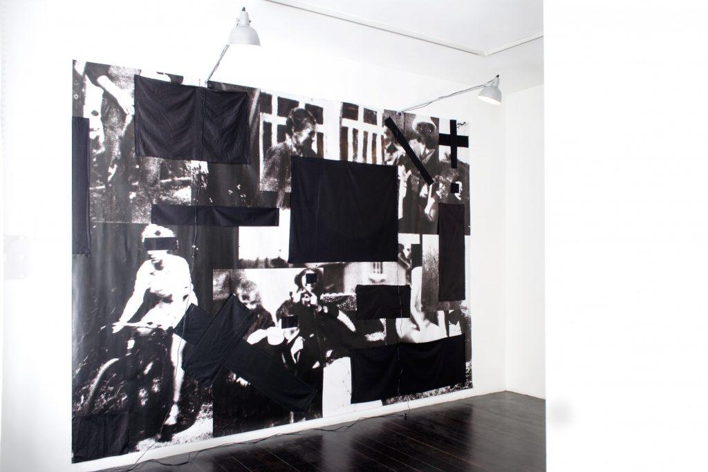Christian Boltanski, Installation