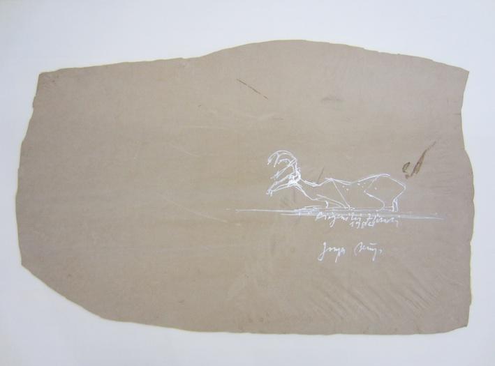 Beuys, Kunstwerk, 1984, Unikat