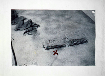 Beuys, 1980, Fotografie, Kunstwerk, Unikat