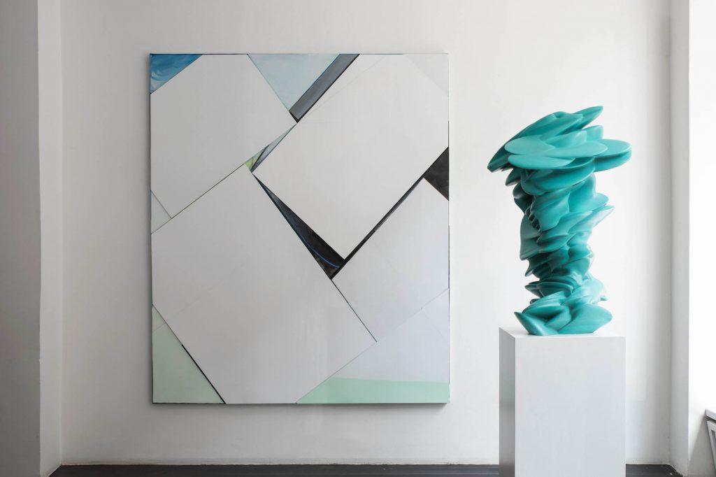 Natalia Zaluska, Gemälde