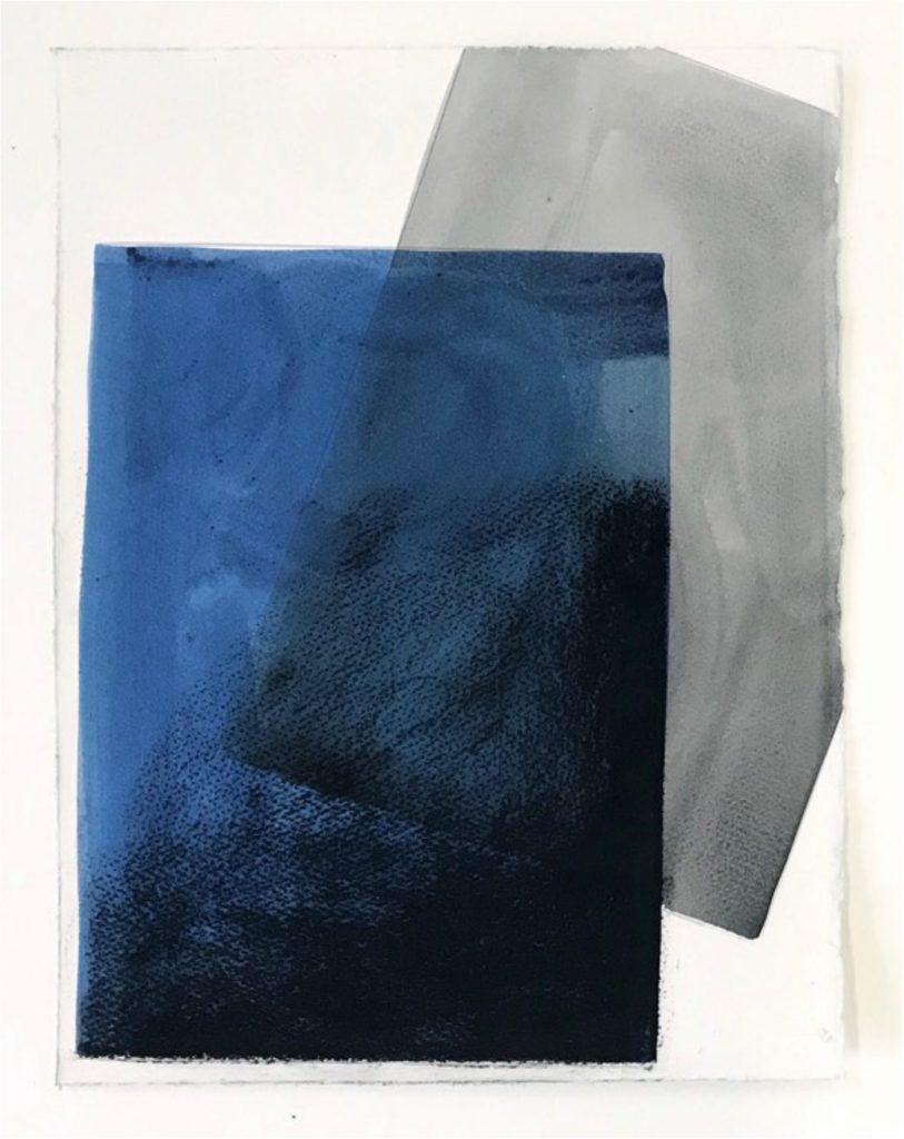Natalia Zaluska, Kohle, Aquarell, Acryl, Kunst