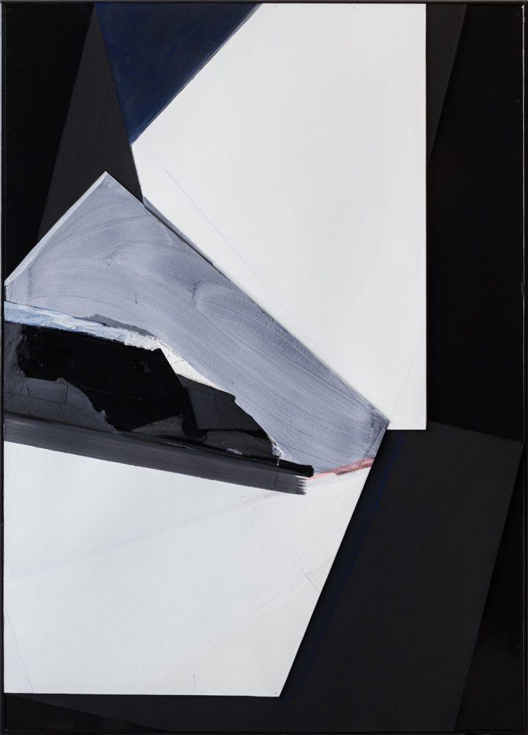 Natalia Zaluska, Gemälde, Mischtechnik, Leinwand