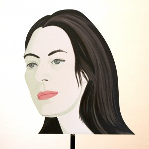 Alex Katz, Cutout, Ada