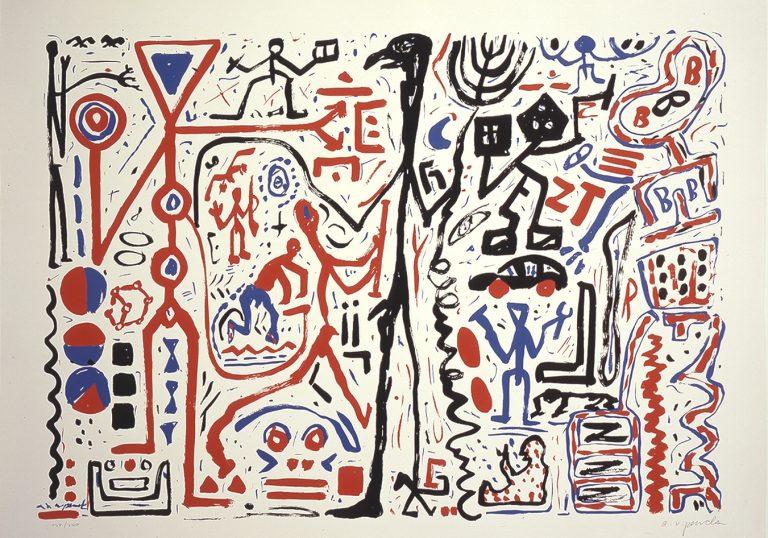A.R. Penck, Grafik, Edition