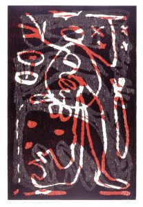 A.R. Penck, print, edition
