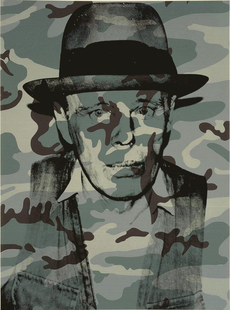 Andy Warhol, Siebdruck, Silkscreen