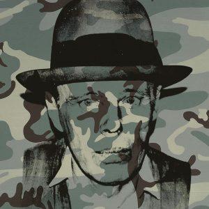 Andy Warhol, Siebdruck, Silcscreen