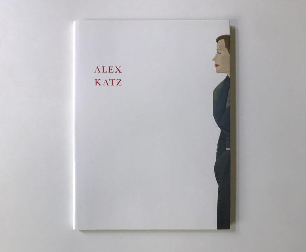 Alex Katz, Katalog