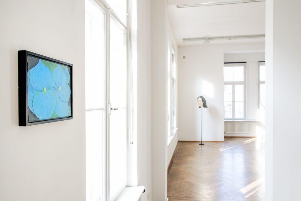 Alex Katz, Ausstellungsansicht