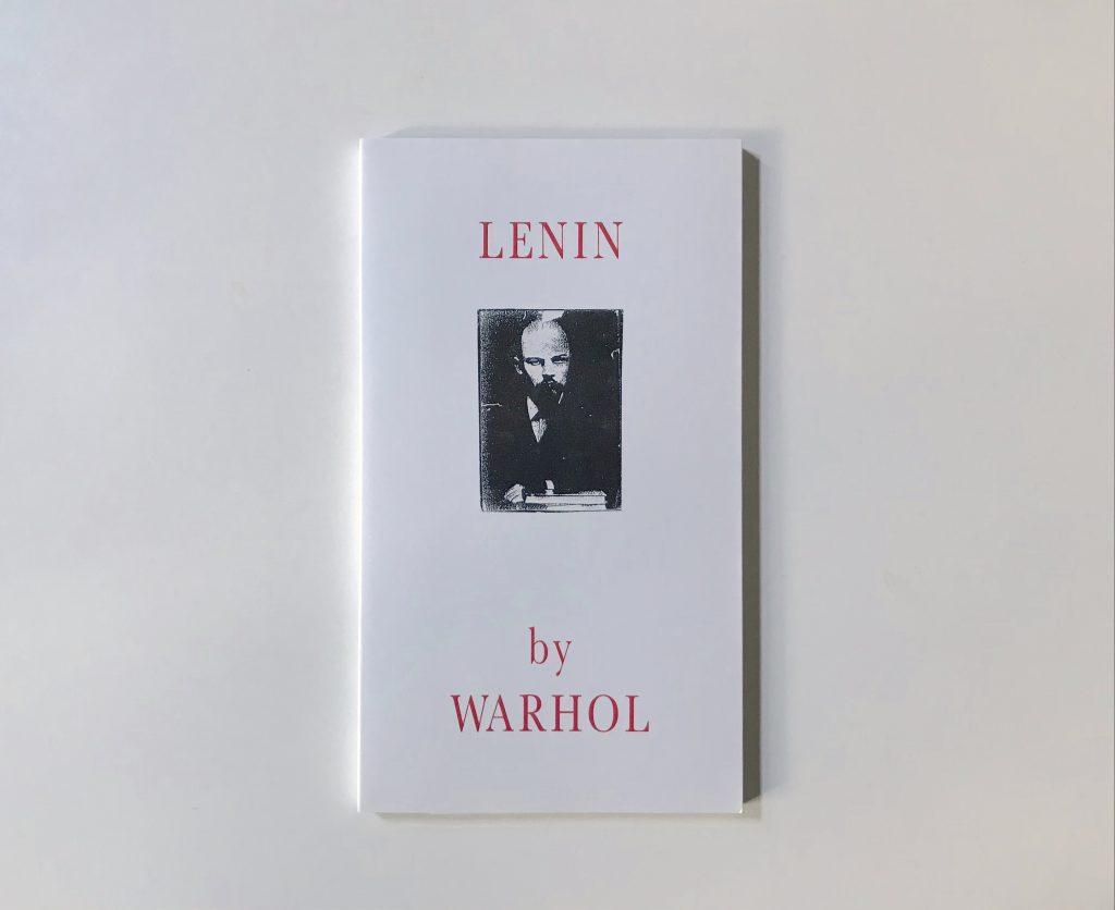 Andy Warhol, Katalog, Lenin