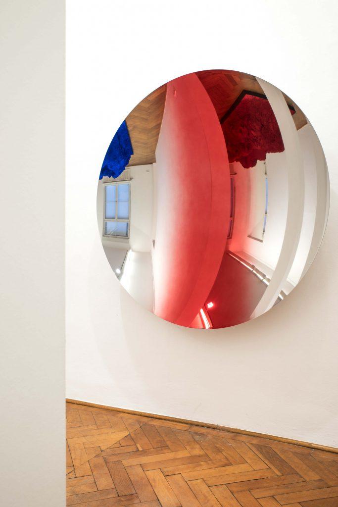 Anish Kapoor, Skulptur, Spiegel