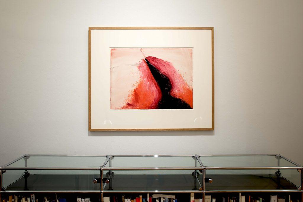Anish Kapoor, Installationsansicht
