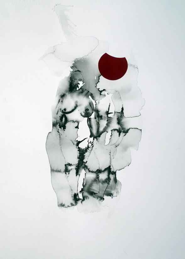 Bernardí Roig, Aquarell