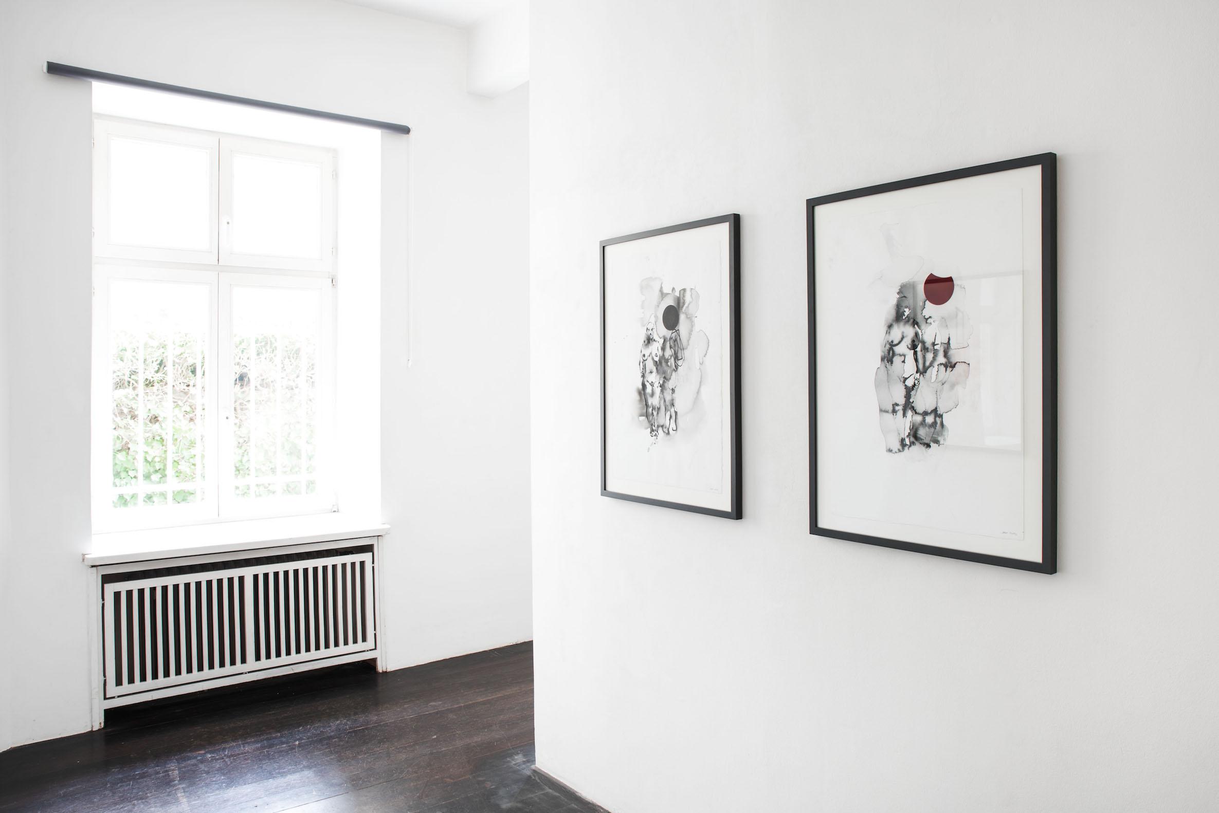 Bernardi Roig, drawing, zeichnung
