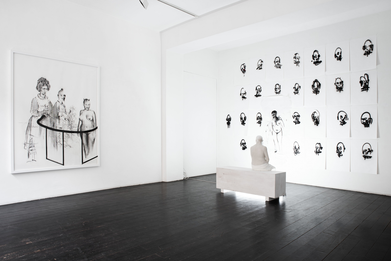 Bernardí Roig, Tableau Vivant I, 2017 / La Cabeza de Goya, 2020