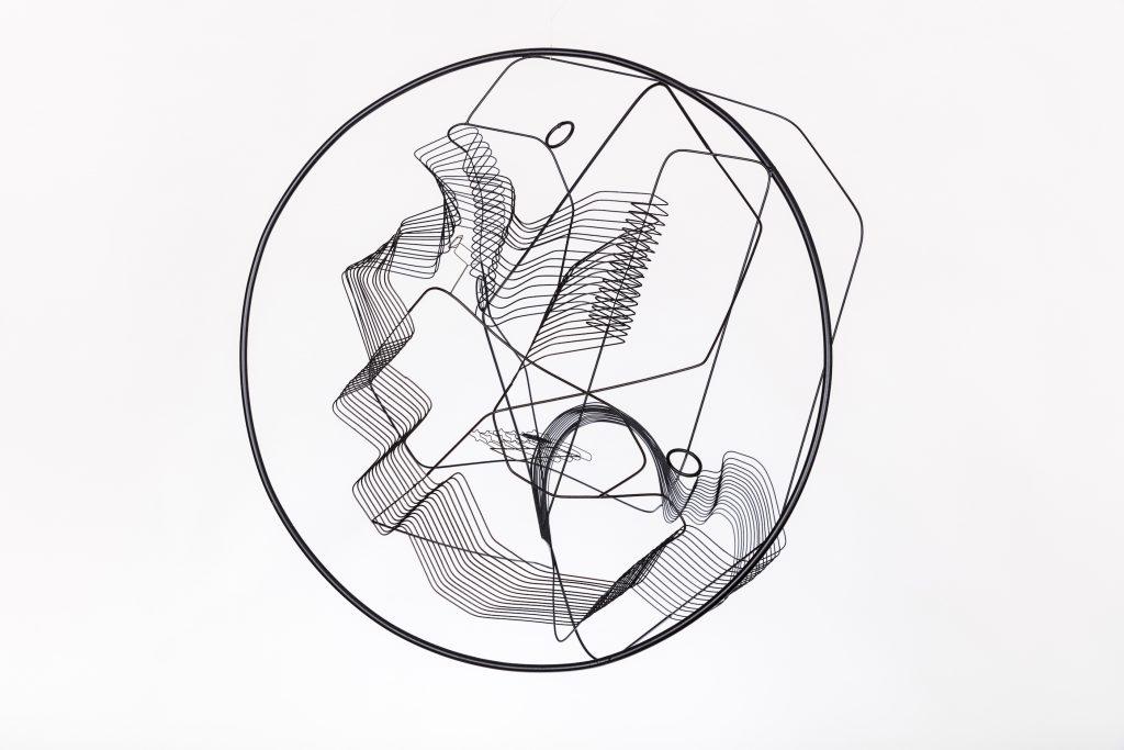 Constantin Luser, Metall, Skulptur
