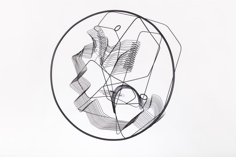 Constantin Luser, brass, sculpture