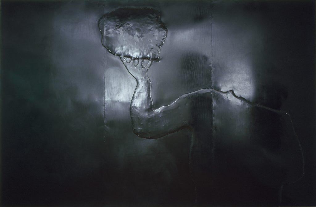 Enzo Cucchi, Kunstwerk, Original, Unikat, Metall
