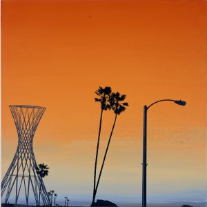 Glen Rubsamen, Artwork, Painting
