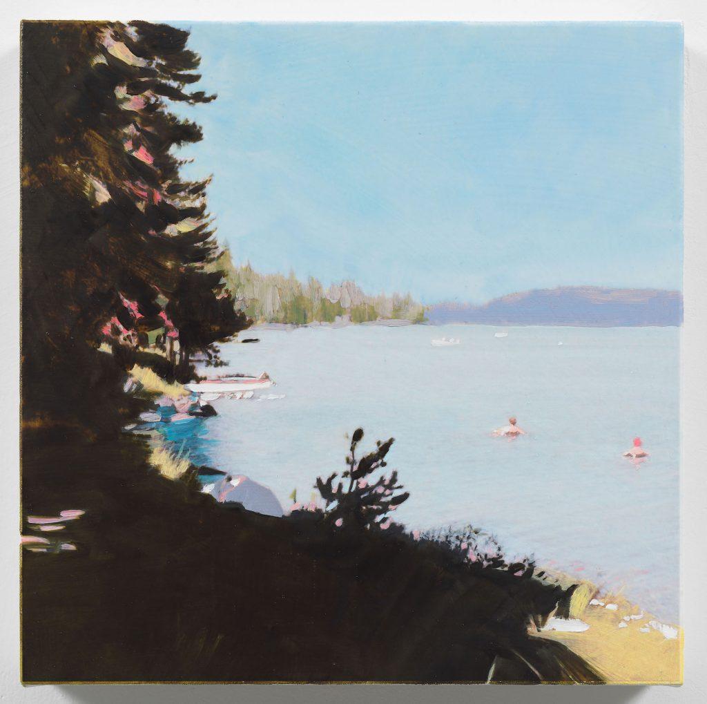 Isca Greenfield-Sanders, Gemälde, Unikat