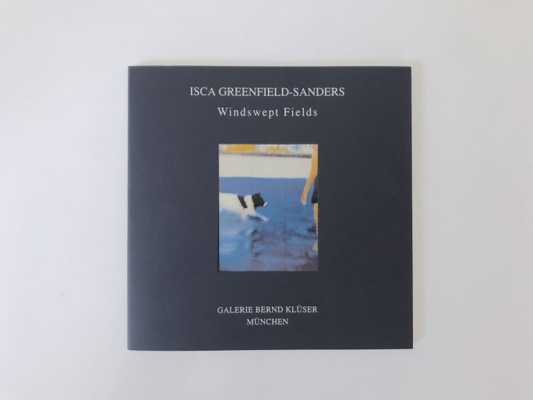 Isca Greeenfield-Sanders, Catalogue