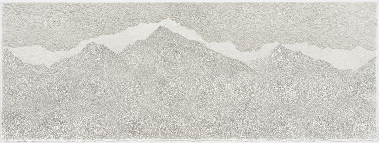 Bragdon, Zeichnung, Unikat, 2014