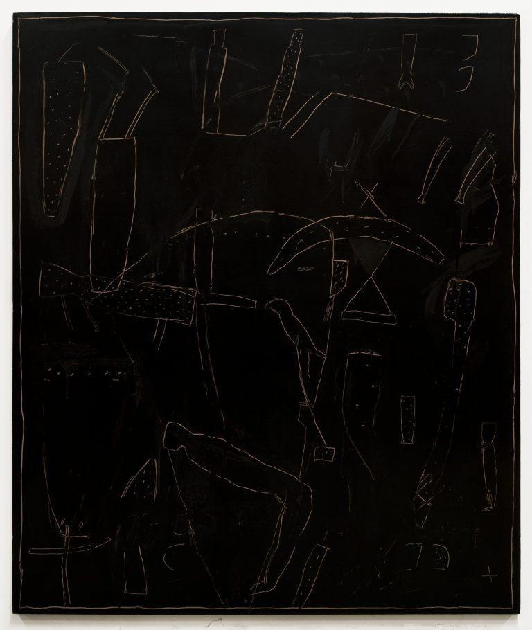 James Brown, Gemälde, 1984
