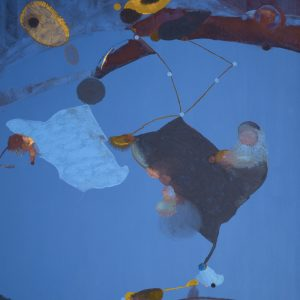 James Brown, Gemälde, 1998