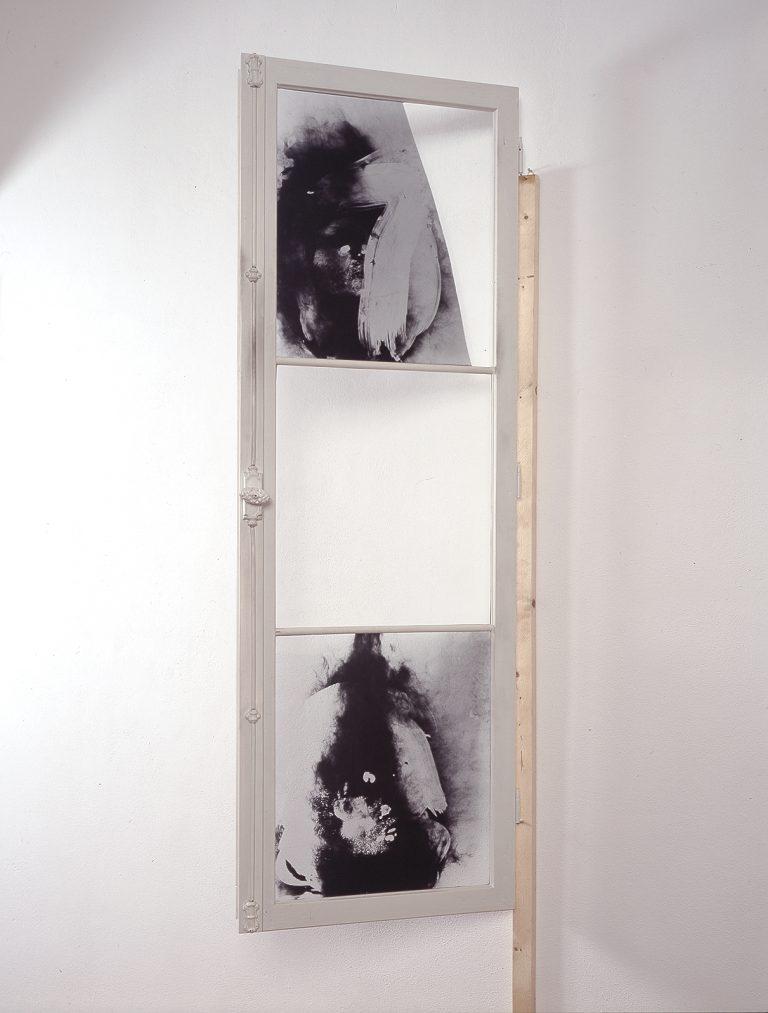Jannis Kounellis, Installation view, editon