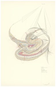 Jorinde Voigt, Kunstwerk, Unikat, Papierarbeit