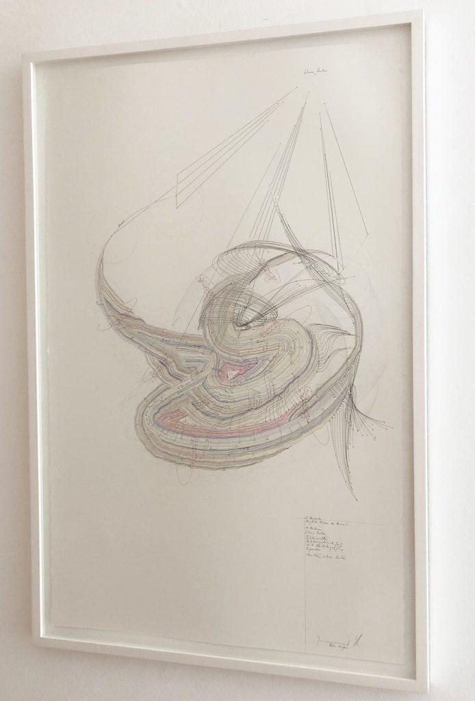 Jorinde Voigt, Zeichnung