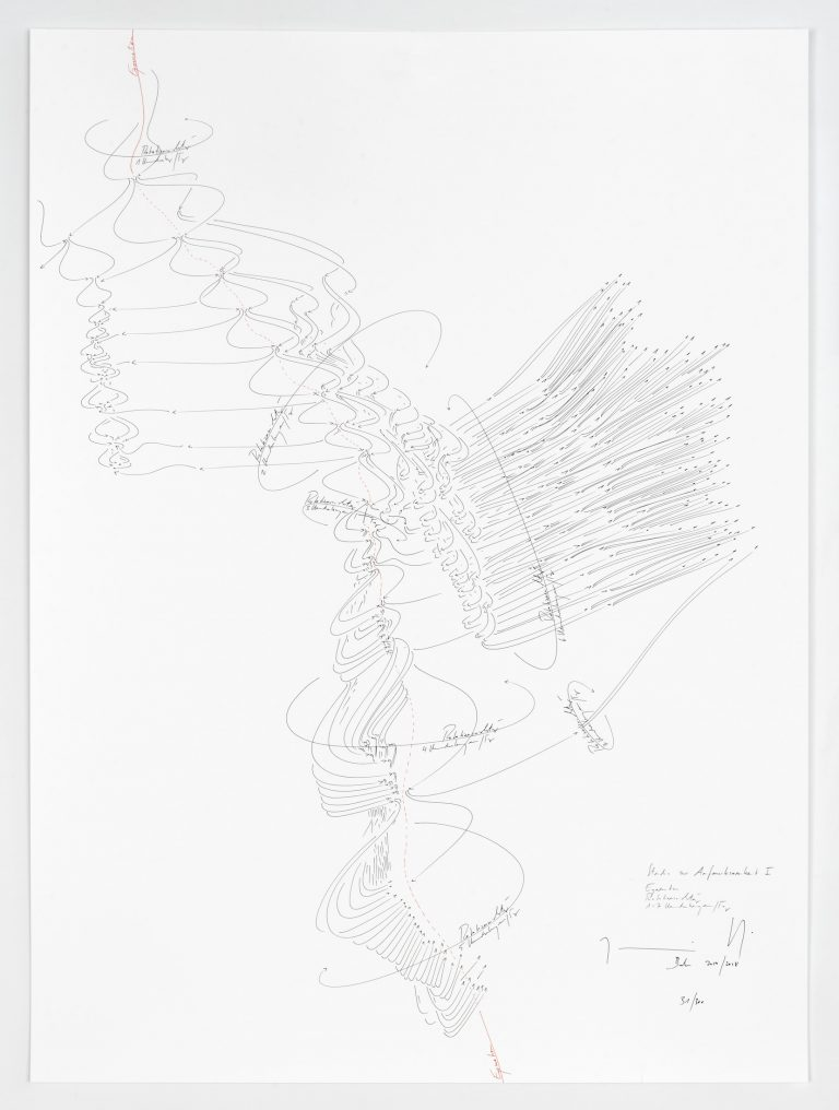 Jorinde Voigt, Grafik, Edition
