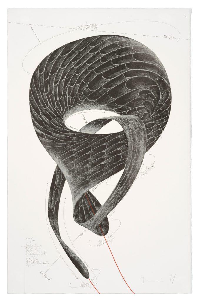 Jorinde Voigt, print, Edition