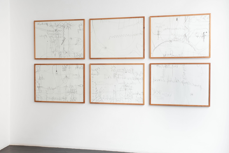 Joseph Beuys, Minneapolis-Fragmente, 1977
