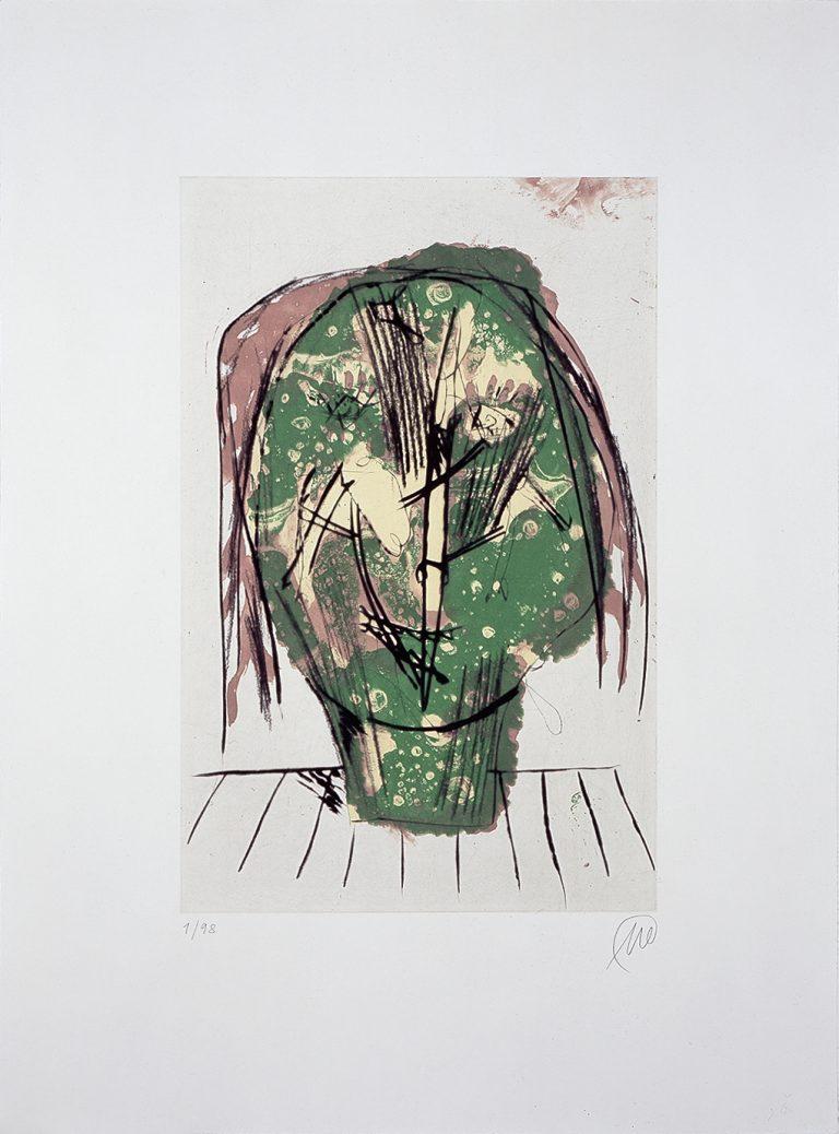 Markus Lüpertz, print , edition