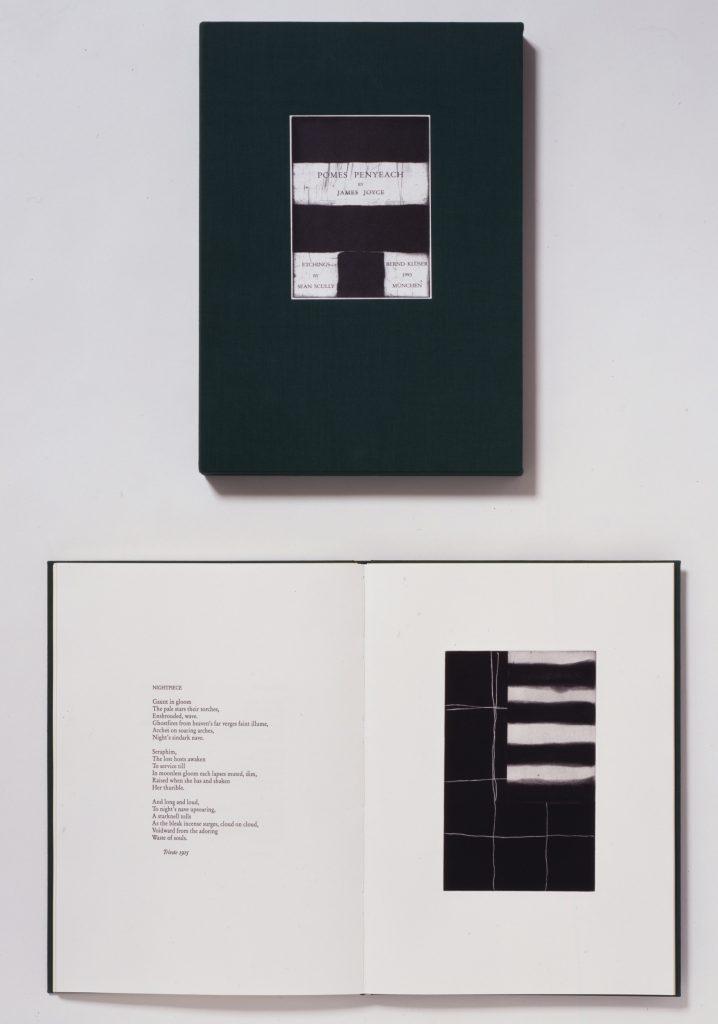 Sean Scully, Grafik, Buch, Edition