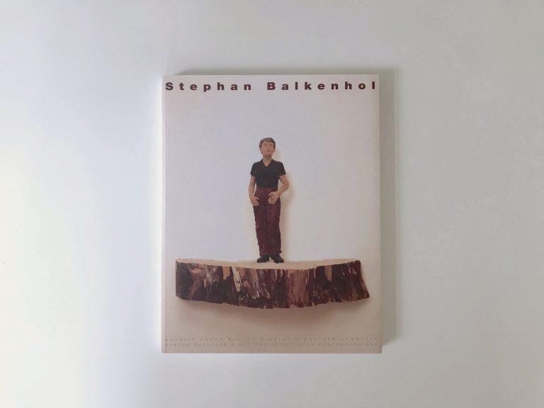 Stephan Balkenhol, Catalogue