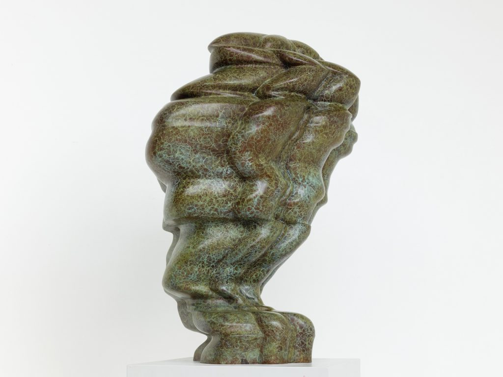 Tony Cragg, Skulptur, Bronze