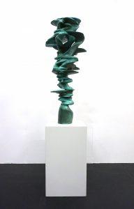 Tony Cragg, 2019, Bronze, Skulptur