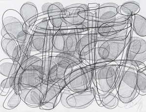 Tony Cragg, 2019, Zeichnung