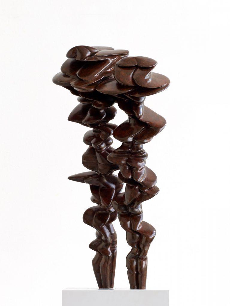 Tony Cragg, 2018, Bronze, sculpture