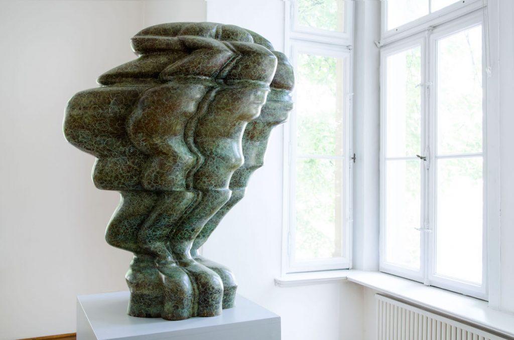 Tony Cragg, Skultpur, Bronze