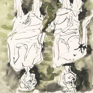 Georg Baselitz, Künstler