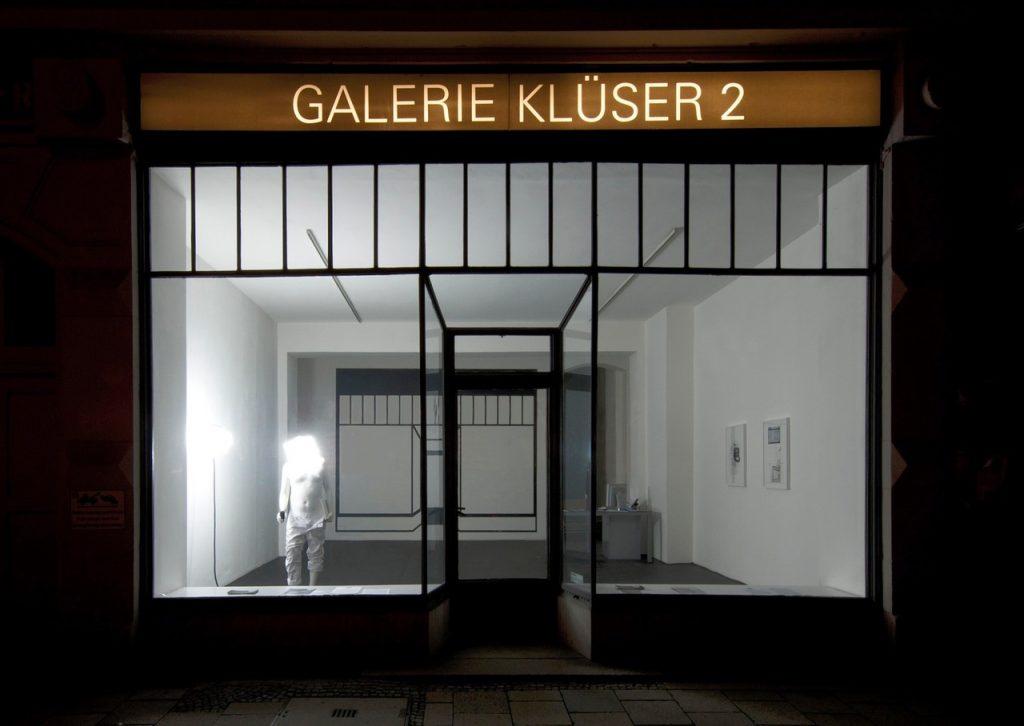 Galerie Klüser 2 in Munich